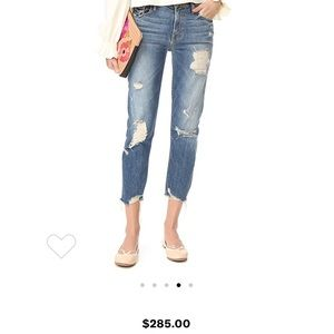 MOTHER Sinner Jeans